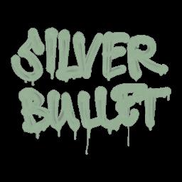 Sealed Graffiti | Silver Bullet (Cash Green)
