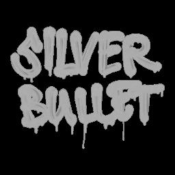 Sealed Graffiti | Silver Bullet (Shark White)