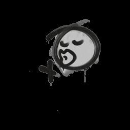 Sealed Graffiti | Smooch (Shark White)