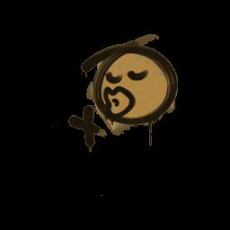 Sealed Graffiti | Smooch (Desert Amber)