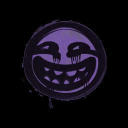 Sealed Graffiti | Smarmy (Monster Purple)