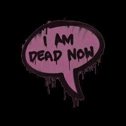 Sealed Graffiti | Dead Now (Princess Pink)
