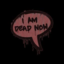 Sealed Graffiti | Dead Now (Brick Red)
