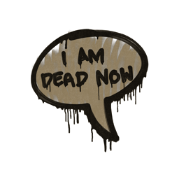 Sealed Graffiti | Dead Now (Dust Brown)