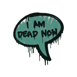 Sealed Graffiti | Dead Now (Frog Green)