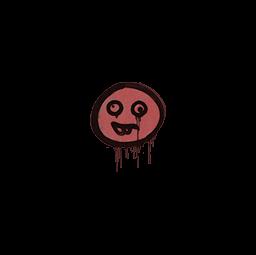 Sealed Graffiti | Goofy (Blood Red)