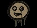 Sealed Graffiti   Goofy (Dust Brown)