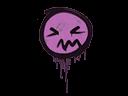 Sealed Graffiti | Grimace (Bazooka Pink)