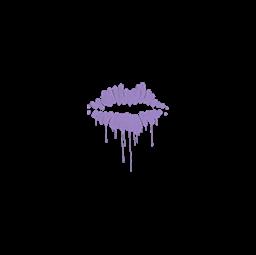 Sealed Graffiti | Kiss (Violent Violet)