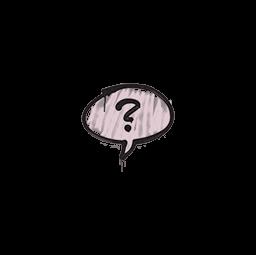 Sealed Graffiti | Question Mark (War Pig Pink)