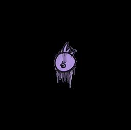 Sealed Graffiti   Bock Bock (Violent Violet)