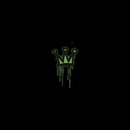 Sealed Graffiti | Little Crown (Battle Green)