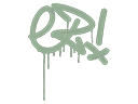 Sealed Graffiti | Little EZ (Cash Green)