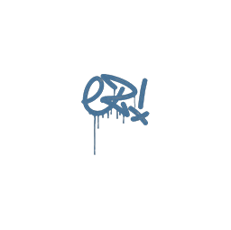 Sealed Graffiti | Little EZ (Monarch Blue)
