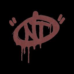Sealed Graffiti | NT (Brick Red)