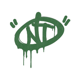 Sealed Graffiti | NT (Jungle Green)