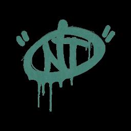 Sealed Graffiti | NT (Frog Green)