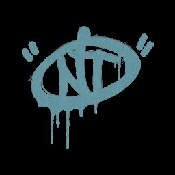 Sealed Graffiti | NT (Wire Blue)