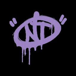 Sealed Graffiti | NT (Violent Violet)