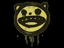 Sealed Graffiti | Happy Cat (Tracer Yellow)