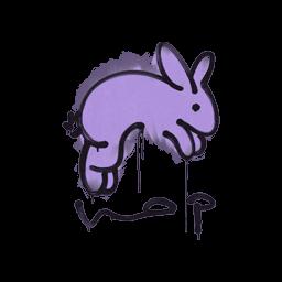 Sealed Graffiti   Hop (Violent Violet)