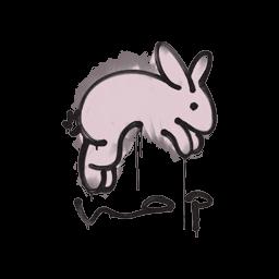 Sealed Graffiti   Hop (War Pig Pink)