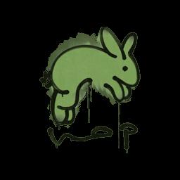 Sealed Graffiti   Hop (Battle Green)