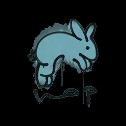 Sealed Graffiti   Hop (Wire Blue)