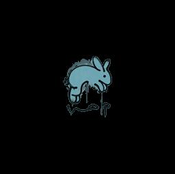 Sealed Graffiti | Hop (Wire Blue)