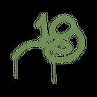 Sealed Graffiti   1G (Battle Green)