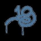 Sealed Graffiti   1G (Monarch Blue)