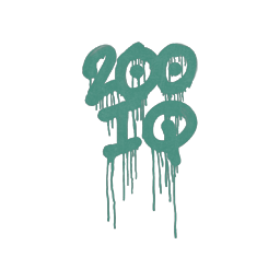 Sealed Graffiti   200 IQ (Frog Green)