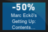 50% OFF Marc Eckō's Getting Up: Contents Under Pressure