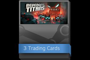 Revenge Of The Titans Booster Pack