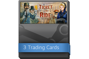 Ticket To Ride Booster Pack