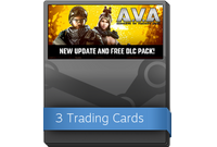A.V.A. Alliance of Valiant Arms™ Booster Pack
