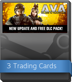 A.V.A - Alliance of Valiant Arms Booster Pack