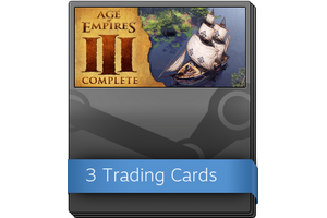 Age Of Empires Reg Iii Complete Collection Booster Pack