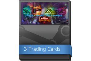 Space Pirates And Zombies Booster Pack