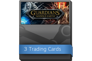 Guardians Of Middle Earth Booster Pack
