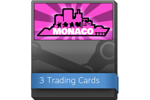 Monaco Booster Pack