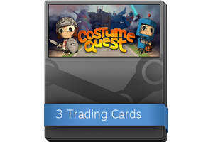 Costume Quest Booster Pack