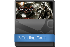 Batman Trade Arkham Knight Booster Pack