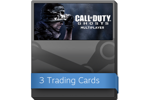 Call Of Duty Ghosts Multiplayer Booster Pack