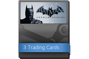Batman Trade Arkham Origins Booster Pack