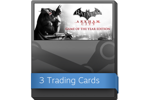 Batman Arkham City Goty Booster Pack
