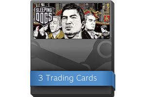 Sleeping Dogs Trade Booster Pack