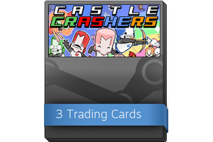 Castle Crashers Booster Pack