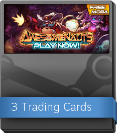 Awesomenauts Booster Pack