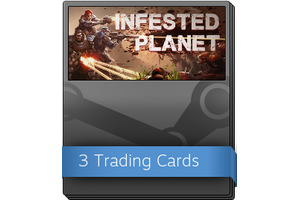 Infested Planet Booster Pack